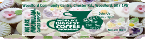 MacMillan Coffee Morning @ Woodford Community Centre | Woodford | England | United Kingdom