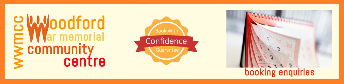 Booking with confidence web header
